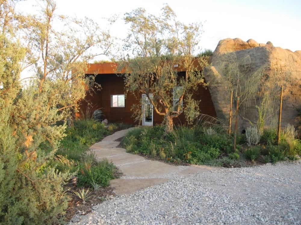 Joshua Tree Boulder House - Garett Carlson, Arquitectura, diseño, casas