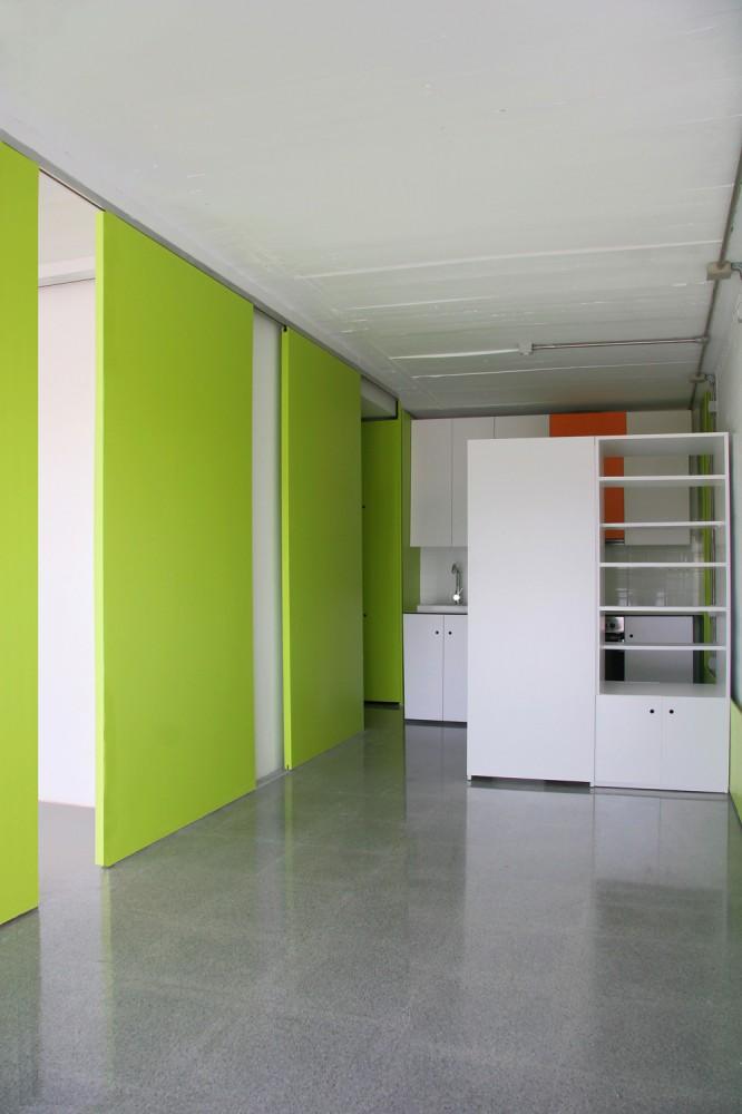 Viviendas Sociales en Barcelona - Conxita Balcells Blesa, Arquitectura, casas, diseño