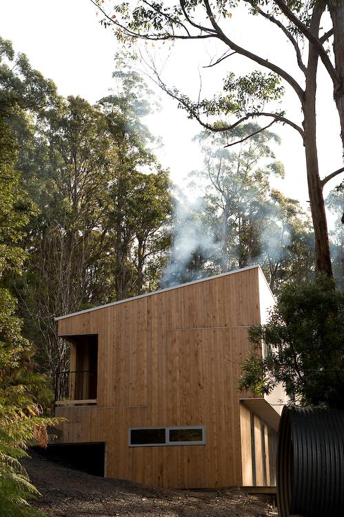 Casa Silva Hindmarch - Dock4 Architecture, Arquitectura, diseño, casas