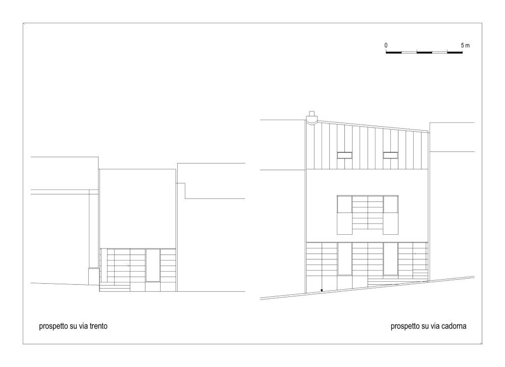 Dos Casas en Orsara - Raimondo Guidacci, Arquitectura, diseño, casas