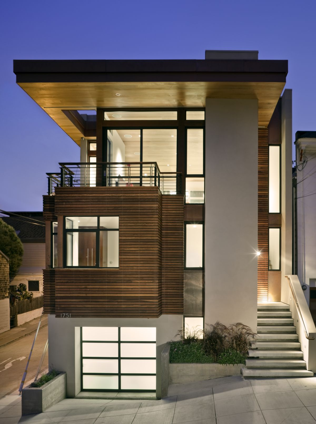Bernal Heights Residence - SB Architects