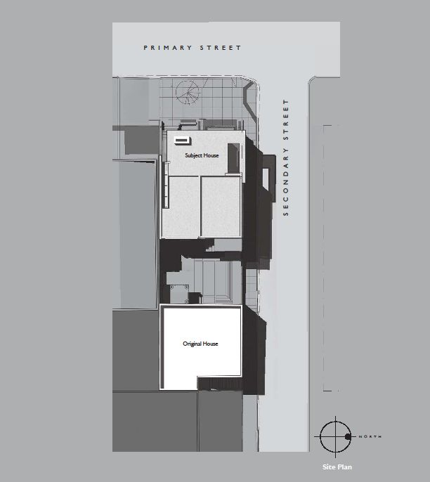 Bernal Heights Residence - SB Architects, Arquitectura, diseño, casas
