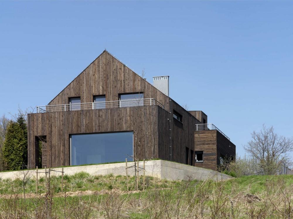 Vivienda en Burów - Wizja Architects