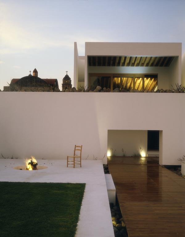 Viviendas Santa María - Hierve-Diseñeria, Arquitectura, diseño, casas